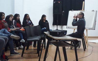CAPACITACIÓN EN COMUNICACIÓN INCLUSIVA – IPRODI ENTRE RIOS