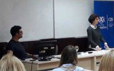 """SEMINARIO """"COMUNICACIÓN PARA TRANSFORMAR"""" – UNIVERSIDAD DE SAN ANDRES"""